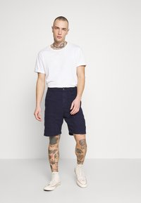 Wood Wood - HARVEY - Shorts - navy - 1