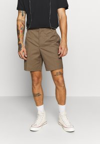 Wood Wood - TOMI - Shorts - taupe - 0
