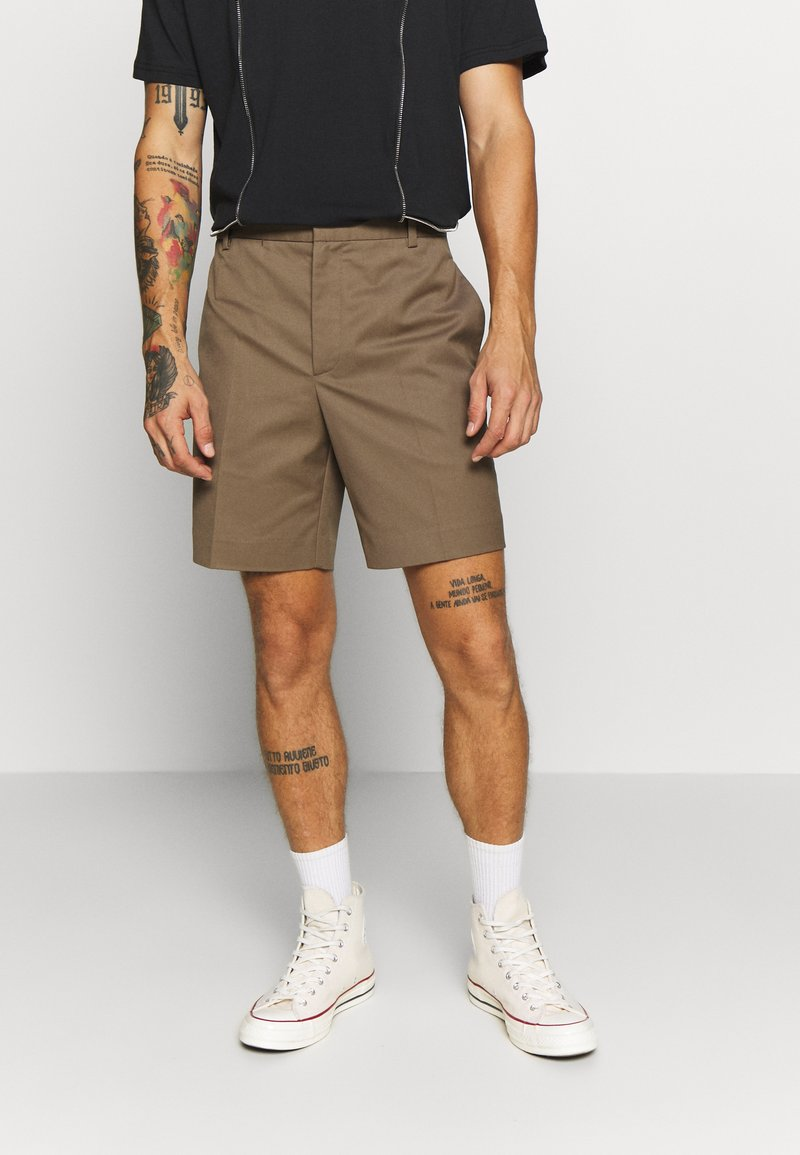 Wood Wood - TOMI - Shorts - taupe