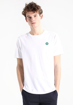 ACE - T-shirt - bas - white