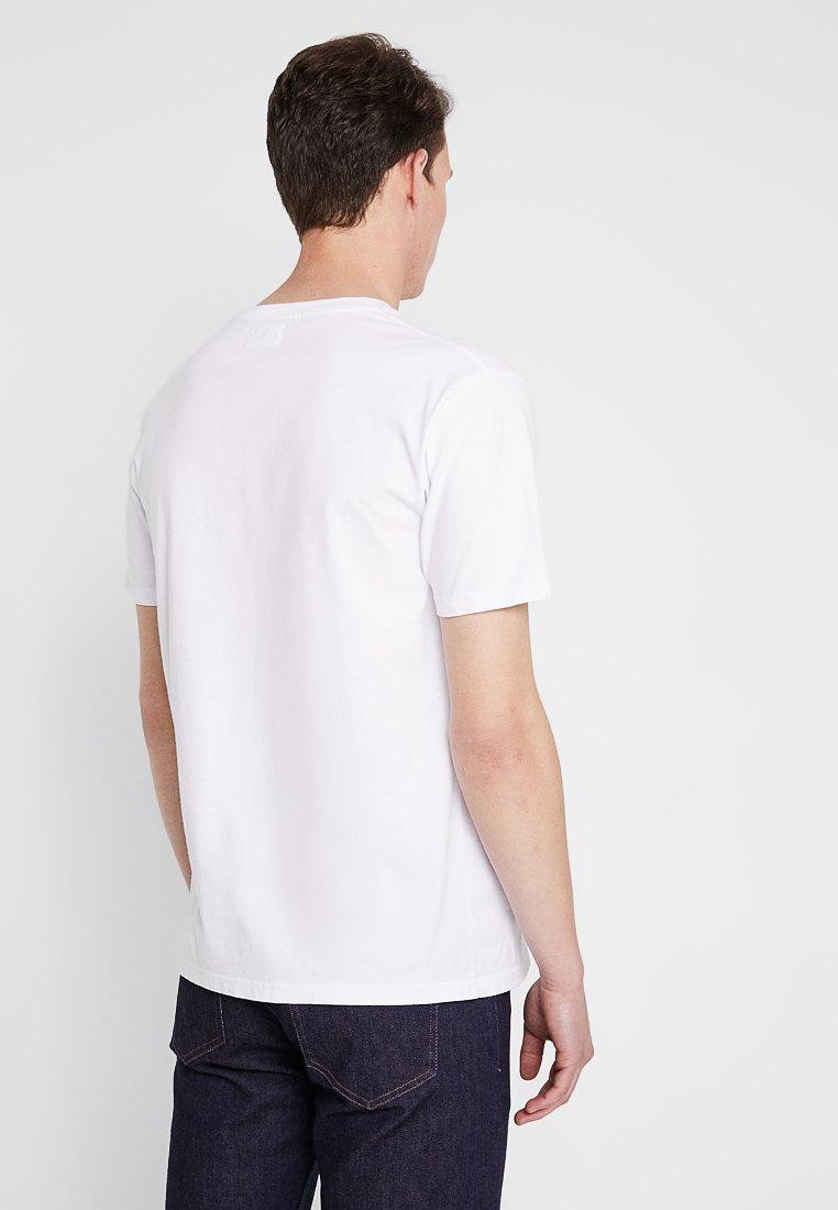 Imprimé Bright Wood shirt White ApresT tQBshrdCx