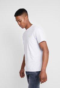 Wood Wood - ACE  - T-shirt basique - light grey melange - 3
