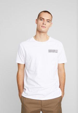 Printtipaita - bright white
