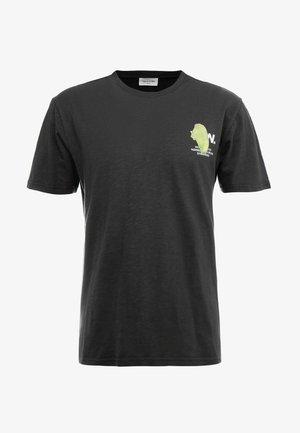 SLATER - Printtipaita - dark green