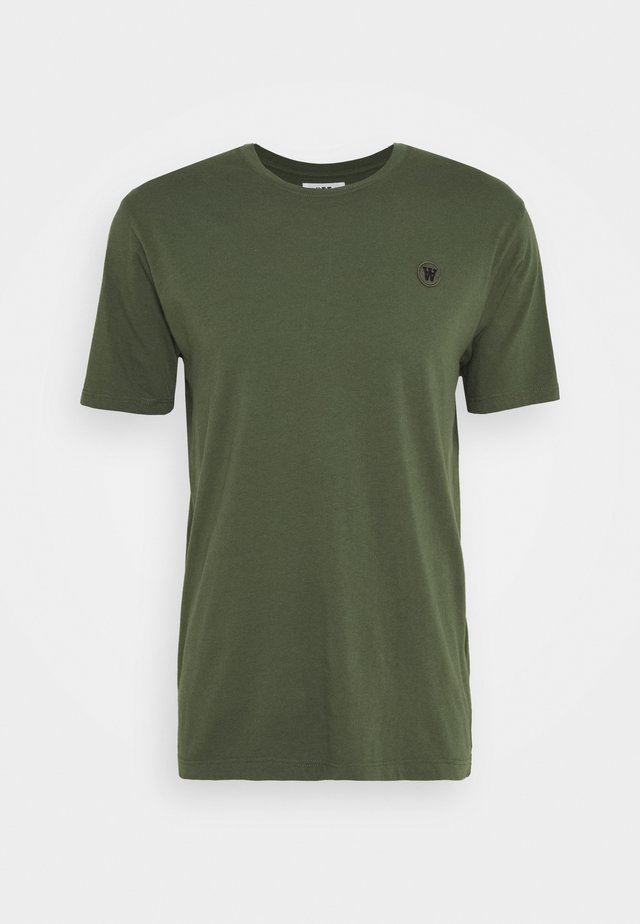 ACE  - T-shirt basic - army green