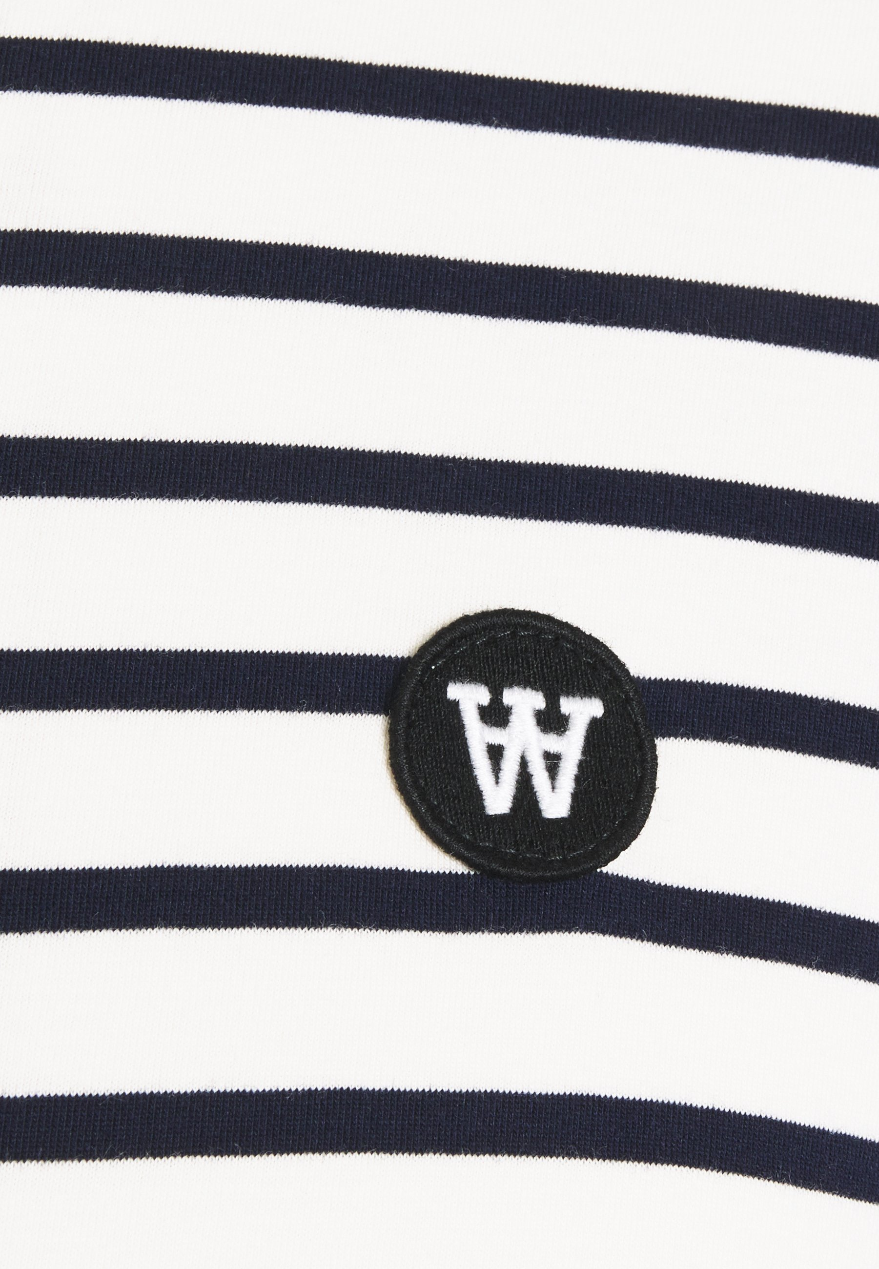 Wood Wood ACE - T-shirts med print - navy