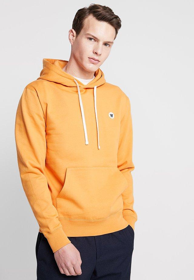 IAN HOODIE - Hoodie - orange