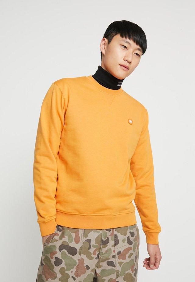 TYE - Sweatshirt - orange