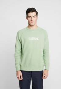 Wood Wood - HESTER  - Sweatshirt - dusty green - 0