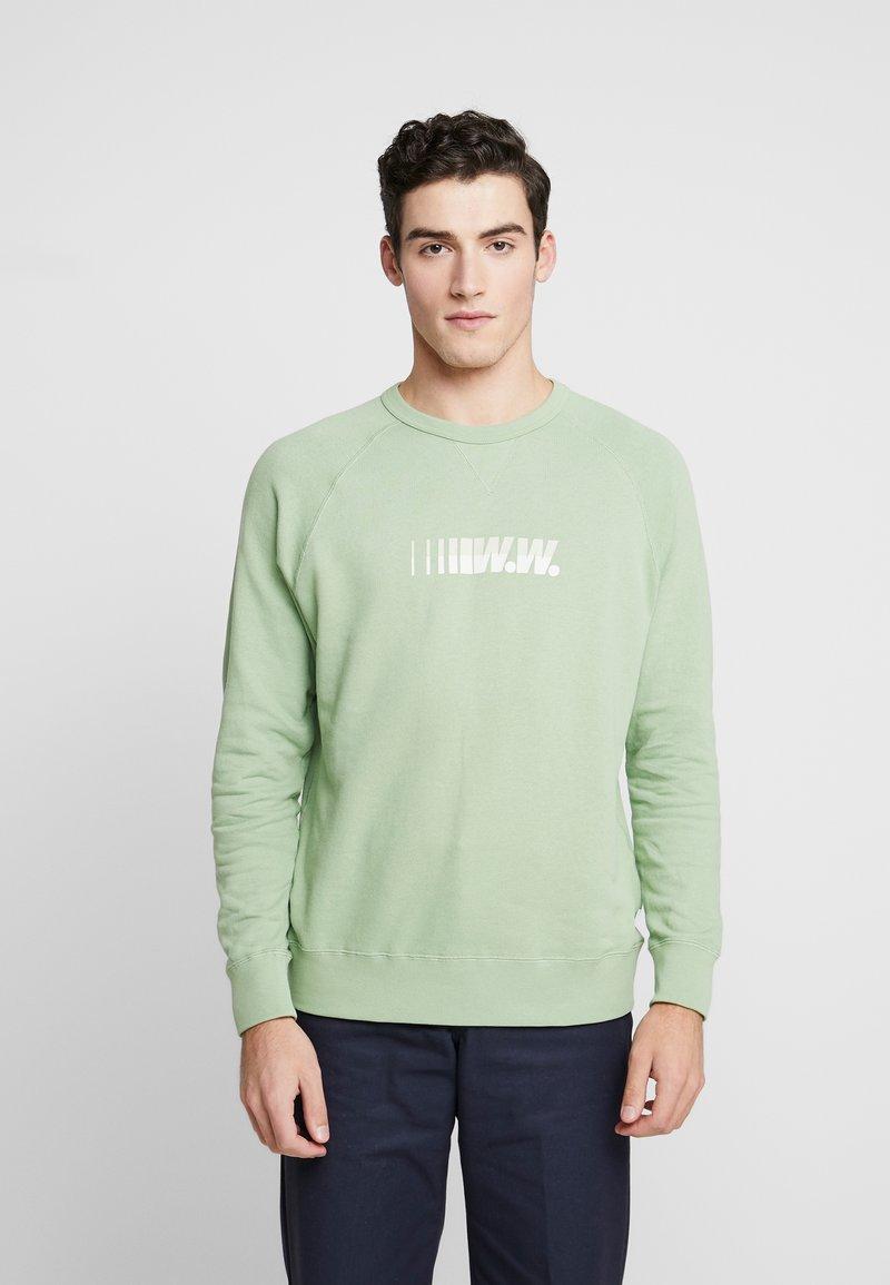 Wood Wood - HESTER  - Sweatshirt - dusty green