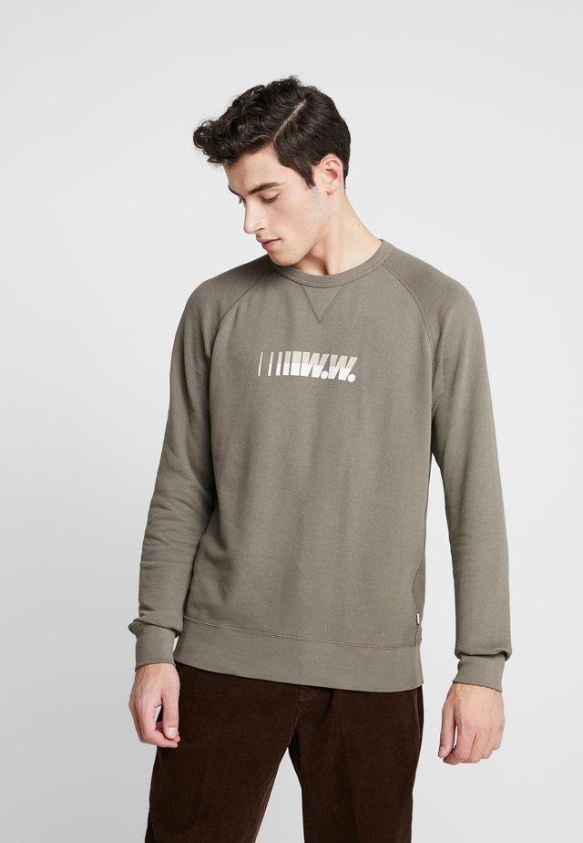 HESTER  - Sweatshirt - moss