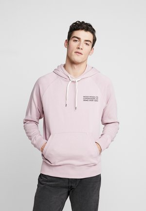 FRED HOODIE - Jersey con capucha - lilac