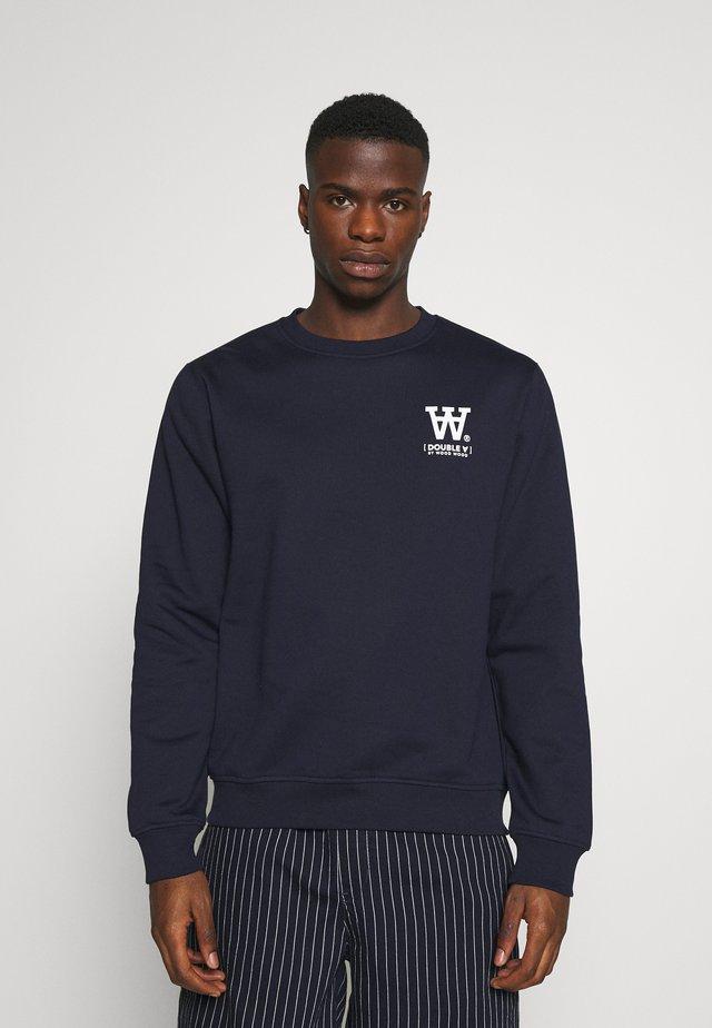 TYE - Sweatshirt - navy