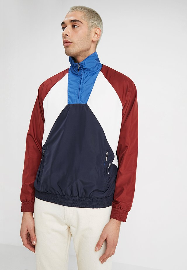 GASPAR JACKET - Windbreaker - navy