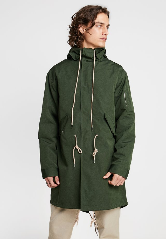 WILLIAM COAT - Parka - dark green