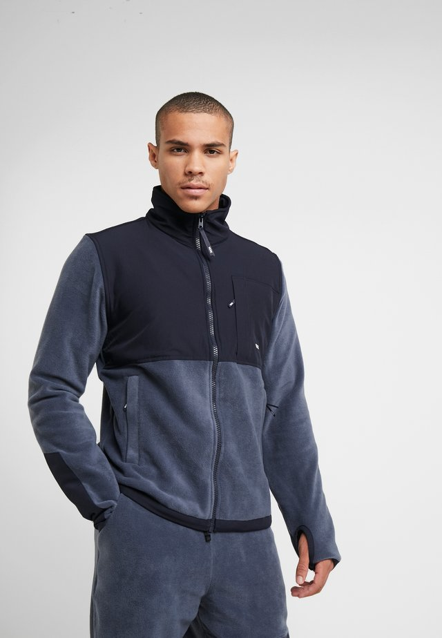 HANNES - Summer jacket - steel blue