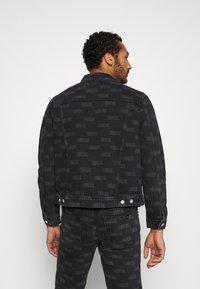 Wood Wood - CAM JACKET - Denim jacket - black - 2