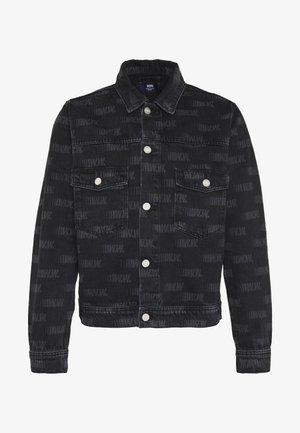CAM JACKET - Denim jacket - black