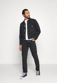 Wood Wood - CAM JACKET - Denim jacket - black - 1