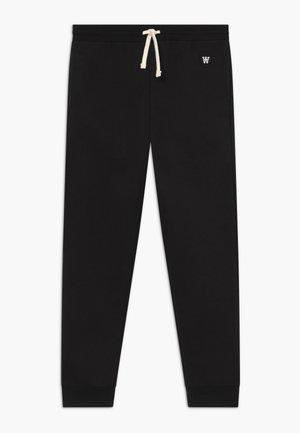 RAN KIDS - Kalhoty - black