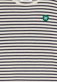 Wood Wood - KIM KIDS LONG SLEEVE - Long sleeved top - off-white/navy stripes - 3