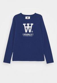 Wood Wood - KIM KIDS - Long sleeved top - blue - 0