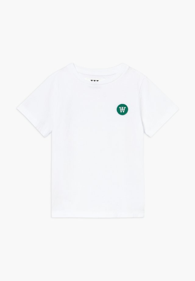 OLA KIDS - Camiseta estampada - white