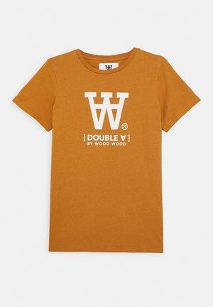 OLA KIDS - Print T-shirt - camel