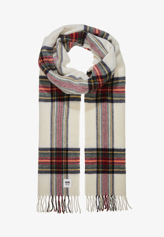 KARLO SCARF - Schal - offwhite