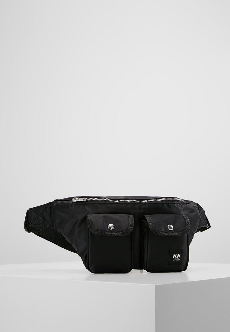 Wood Wood - BUMBAG - Bum bag - black