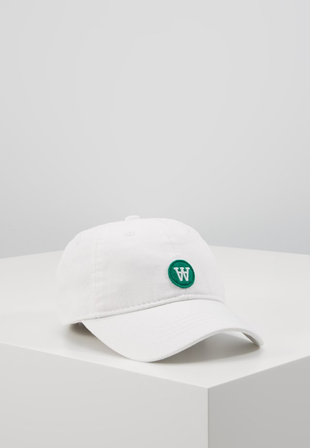 SIM CAP - Kšiltovka - white