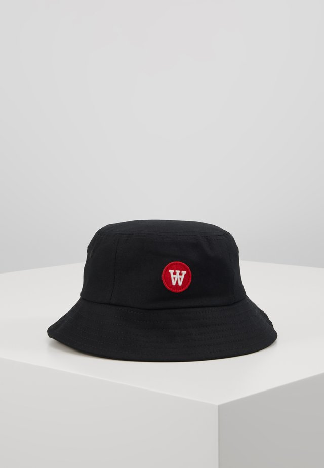 VAL BUCKET HAT - Hat - black