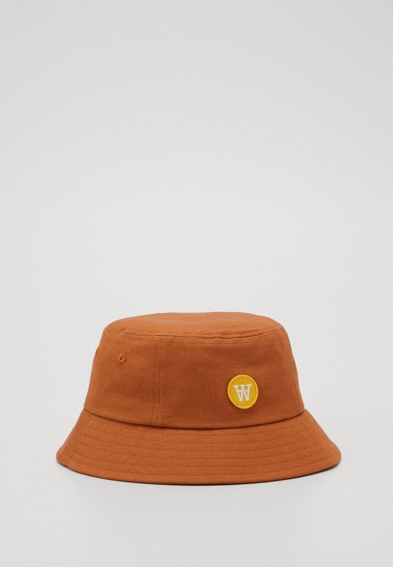 Wood Wood - VAL KIDS BUCKET HAT - Hat - camel