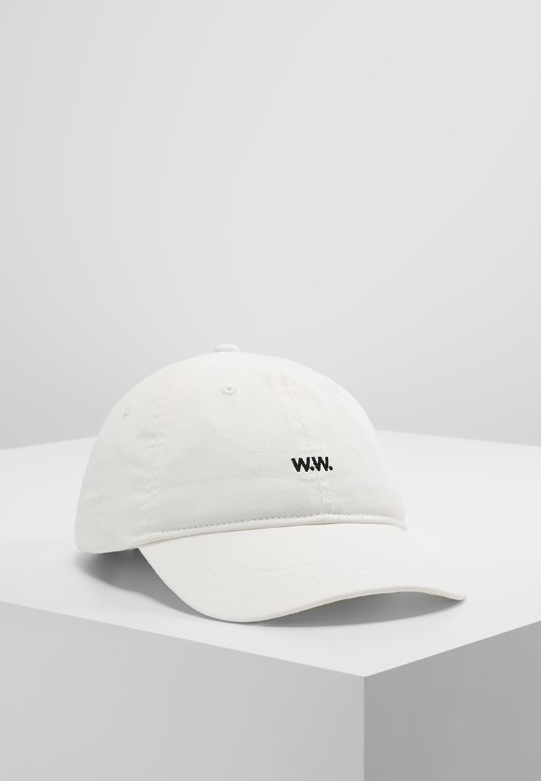 Wood Wood - LOW PROFILE - Cap - off white