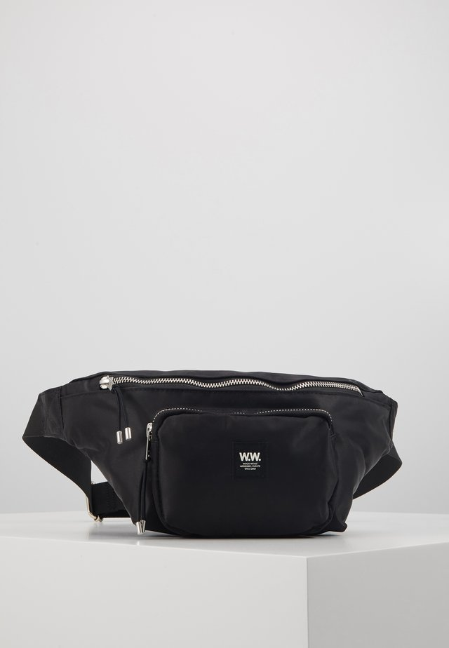 ROBIN BUMBAG - Bum bag - black