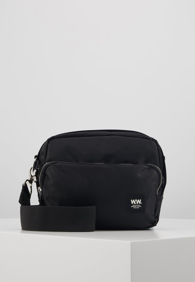 MARLO SHOULDER BAG - Umhängetasche - black