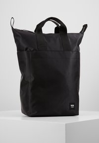 Wood Wood - SIDNEY BACKPACK - Rucksack - black - 0