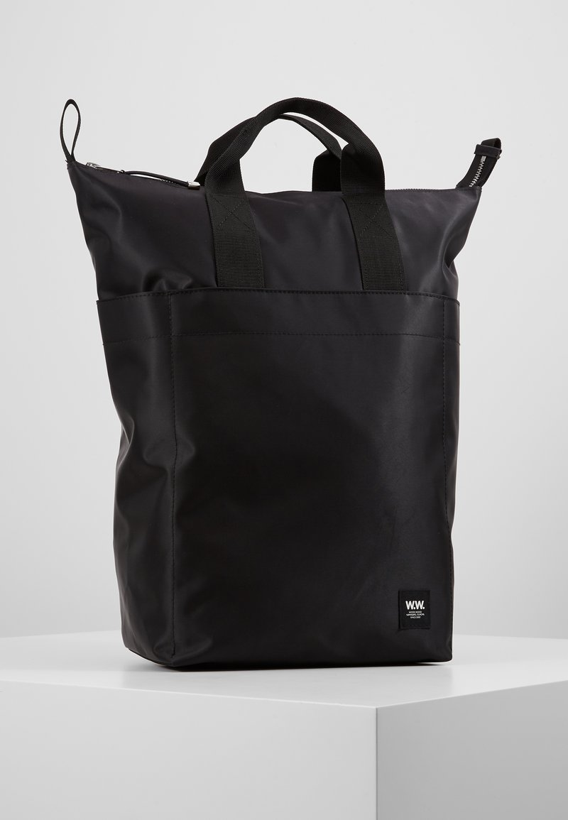 Wood Wood - SIDNEY BACKPACK - Rucksack - black