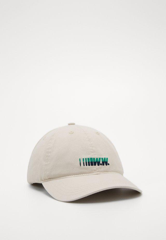 LOW PROFILE - Cap - white