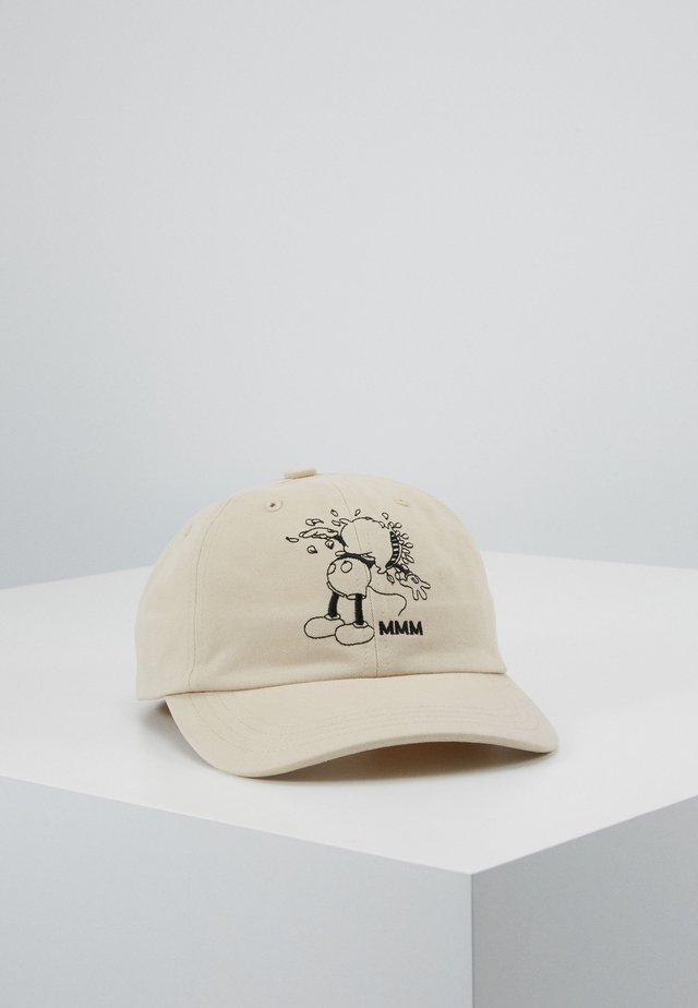 LOW PROFILE - Cap - beige