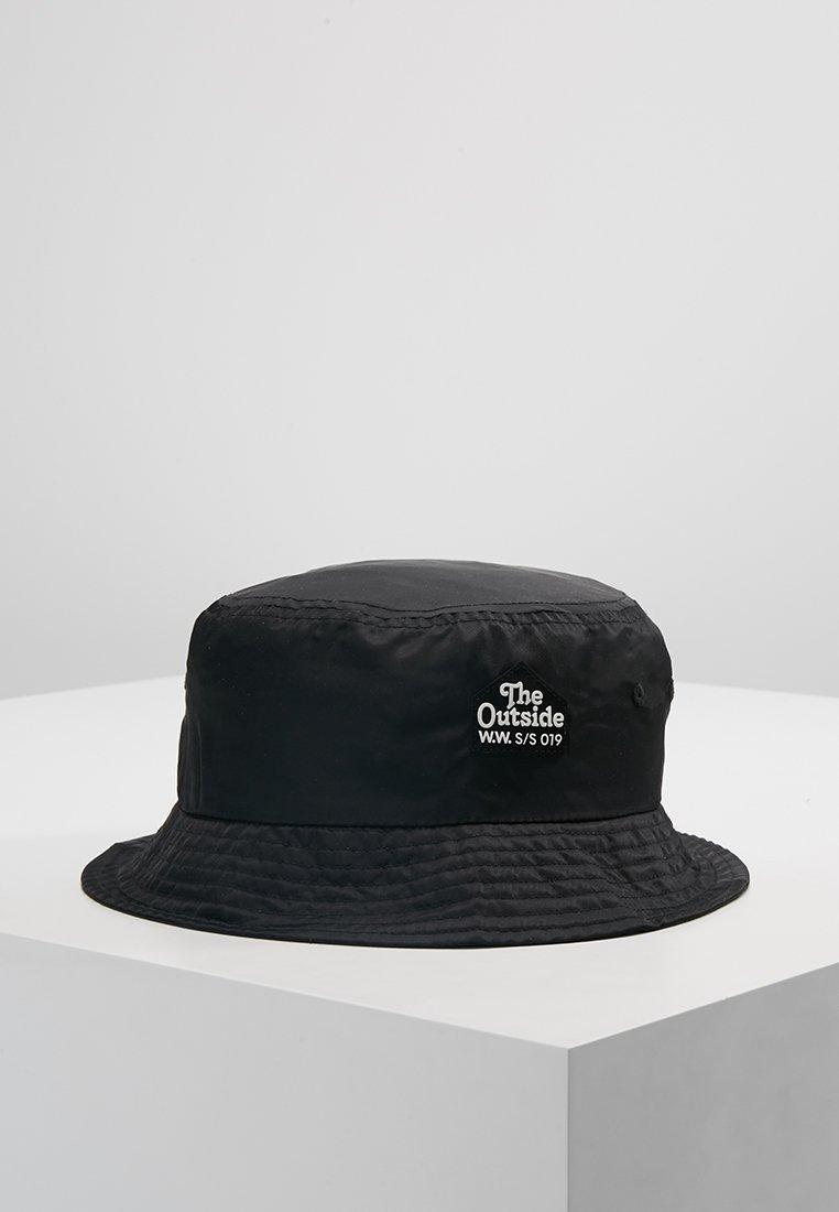 Wood Wood - BUCKET HAT - Hat - black