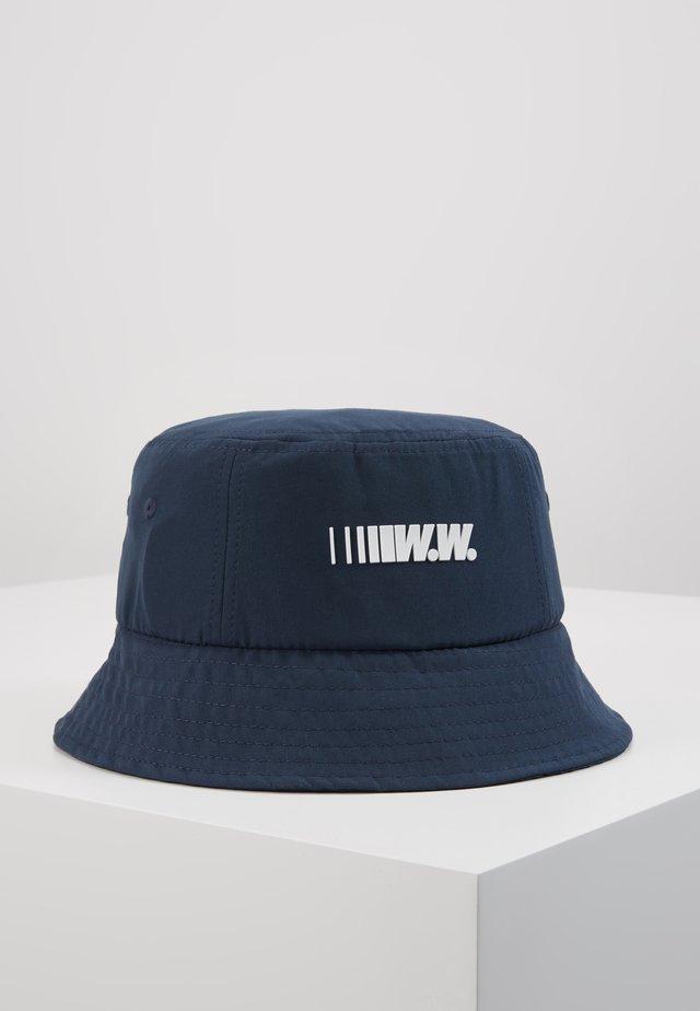 BUCKET HAT - Klobouk - navy