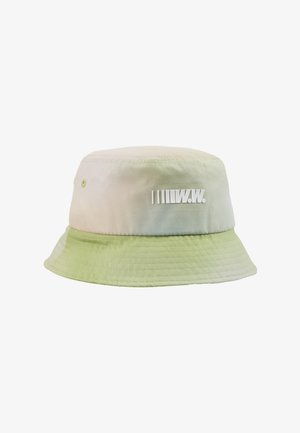 BUCKET HAT - Kapelusz - green aop