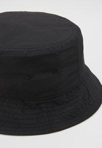 Wood Wood - BUCKET HAT - Hattu - black - 2