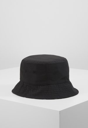BUCKET HAT - Klobouk - black