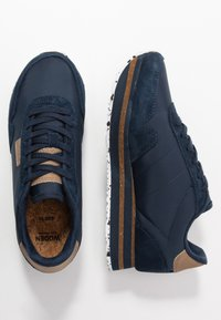 Woden - NORA II PLATEAU - Trainers - navy - 3