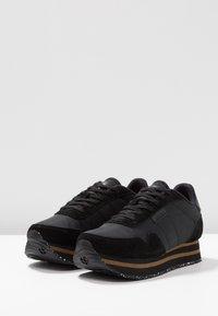 Woden - NORA PLATEAU - Sneakers basse - black - 4