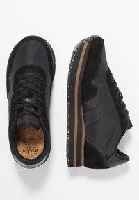 Woden - NORA PLATEAU - Sneakers basse - black - 3