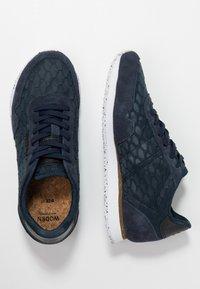 Woden - Nora II Mesh - Sneakers - navy - 3