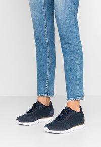 Woden - Nora II Mesh - Sneakers - navy - 0